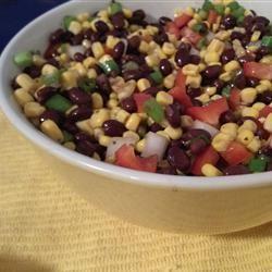 Black Bean and Corn Salad I Honey