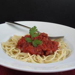 Spaghetti Italian Rock_lobster