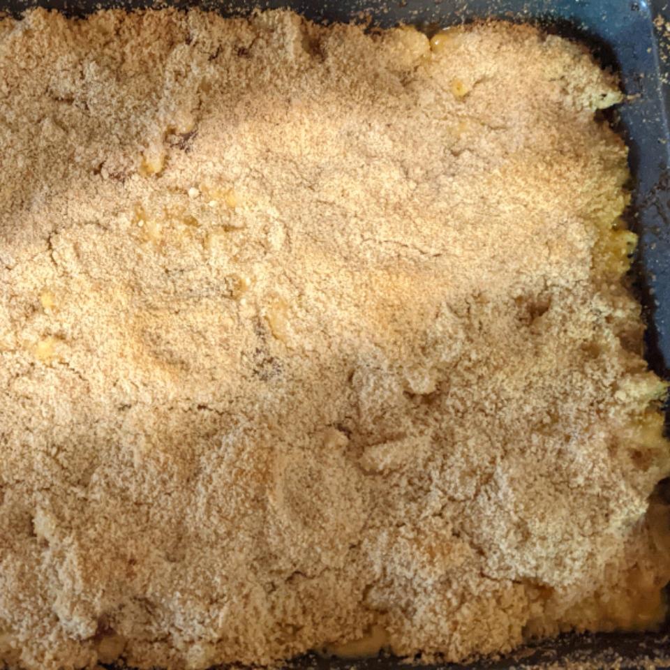 Creole Macaroni and Cheese Lee Littsen Jr.