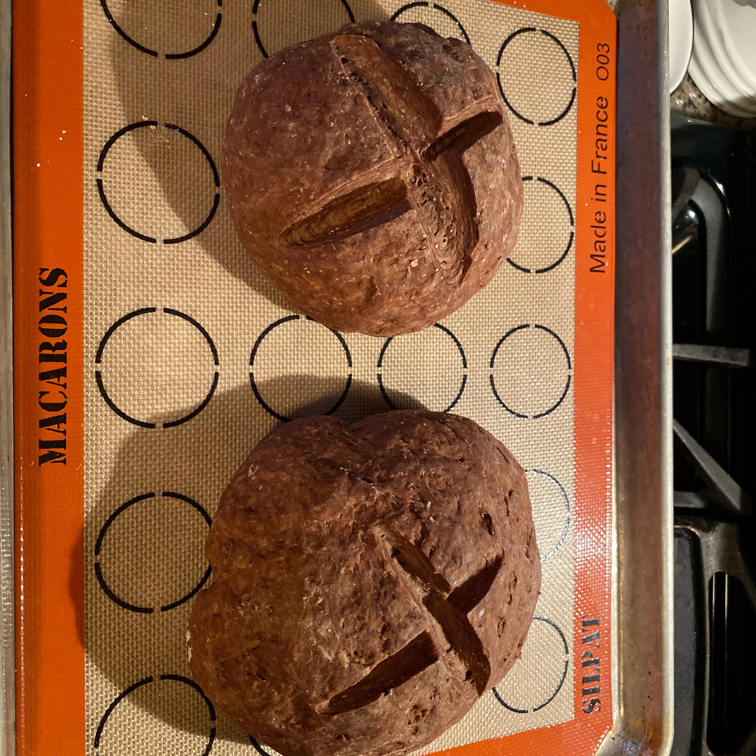 Chocolate Bread Rcanter