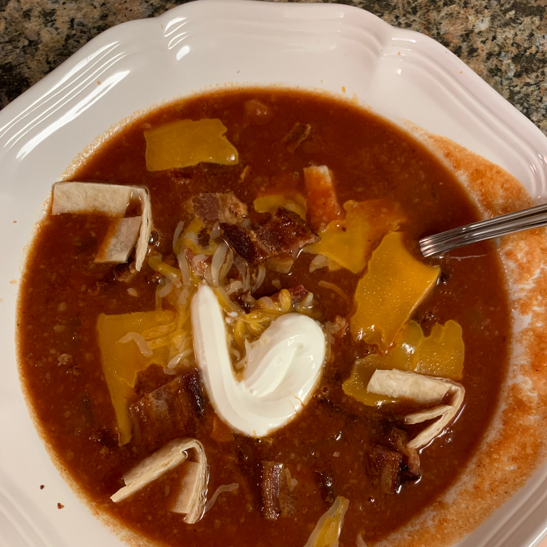 Bean and Bacon Soup Lori