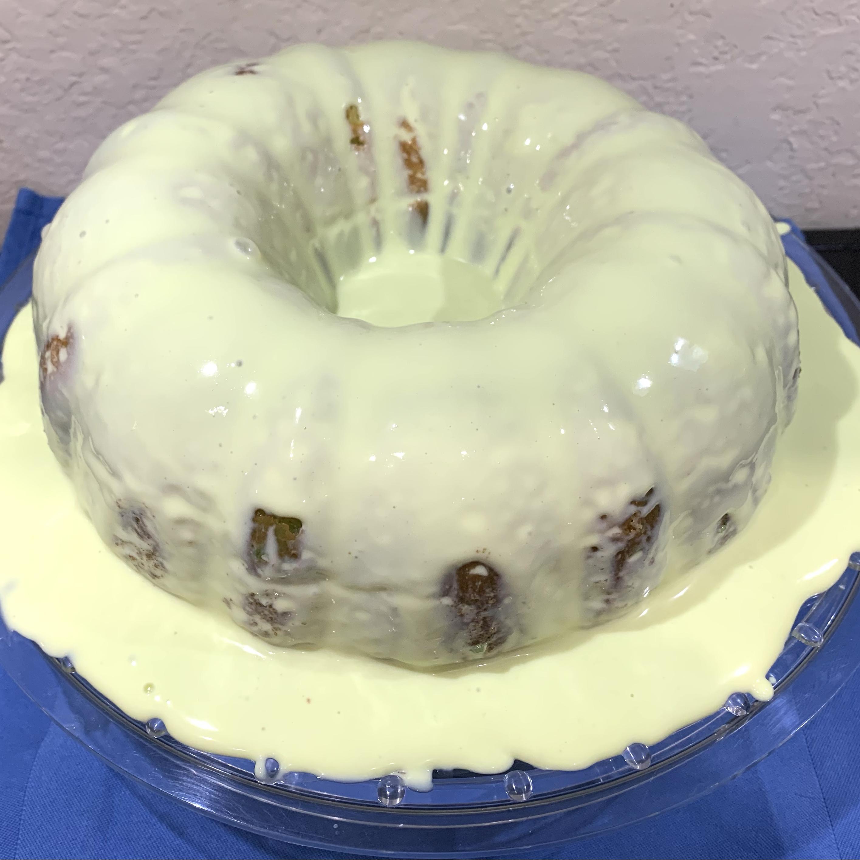 Tudy's Key Lime Pie Poke Cake Mrs.Franco