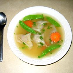 Wonton Soup BUNGEEMASTER