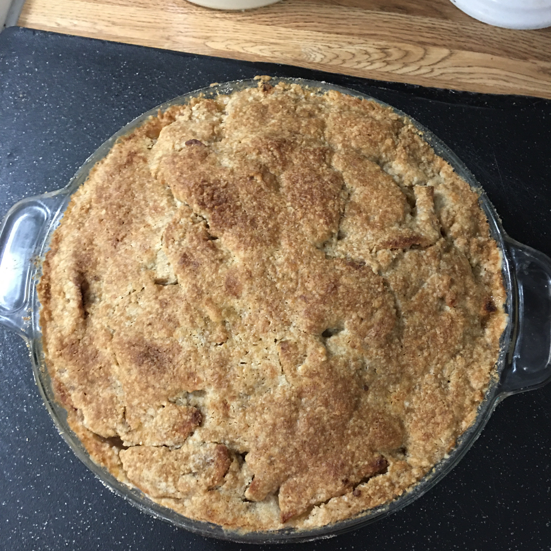 Blue Ribbon Apple Crumb Pie massey
