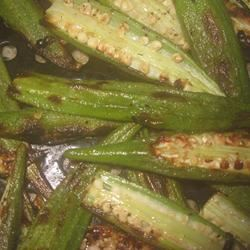 Grilled Okra JAN