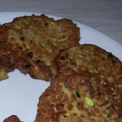 The Best Zucchini Fritters Ever Justeatititsyummy