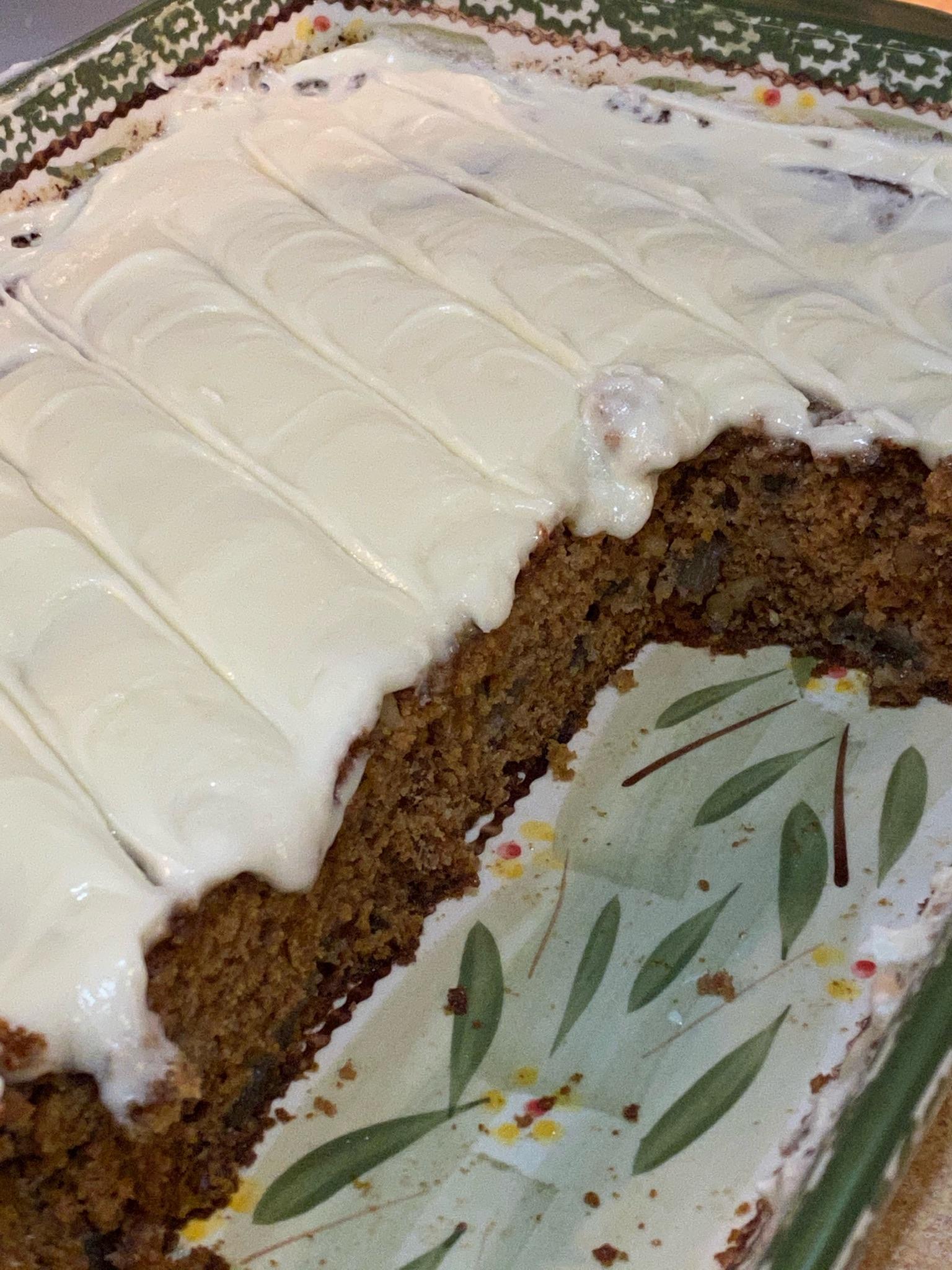 Dump Cake III Carol