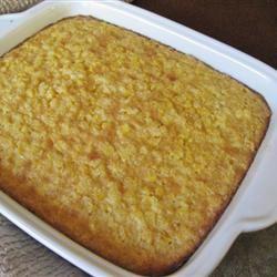 Authentic Mexican Corn Bread