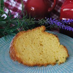 Amaretto Cake TheBritishBaker