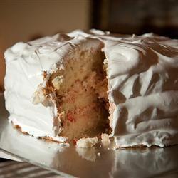 Lady Baltimore Cake Angela Sackett  Superhotmama