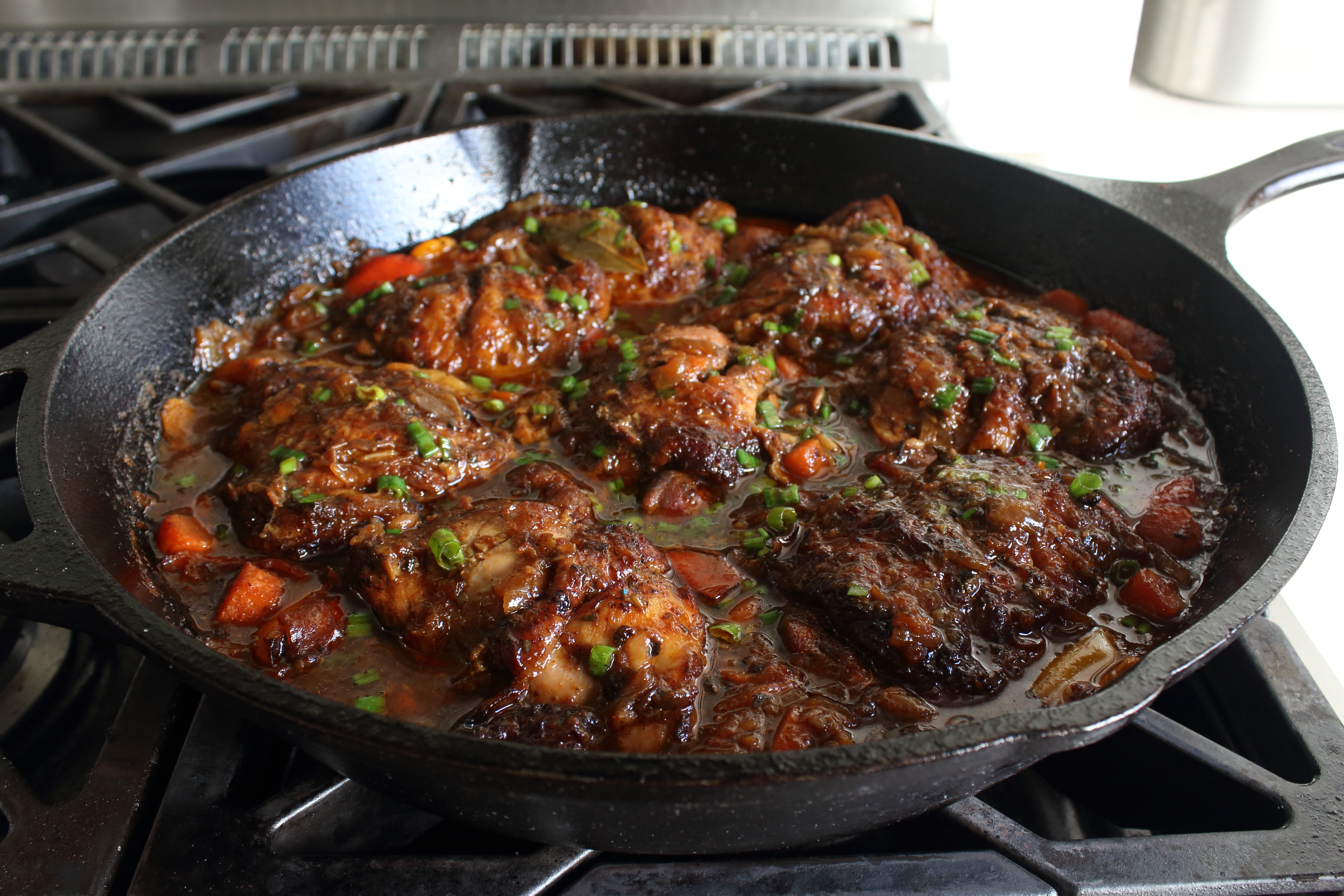Jamaican Brown Stew Chicken Allrecipes
