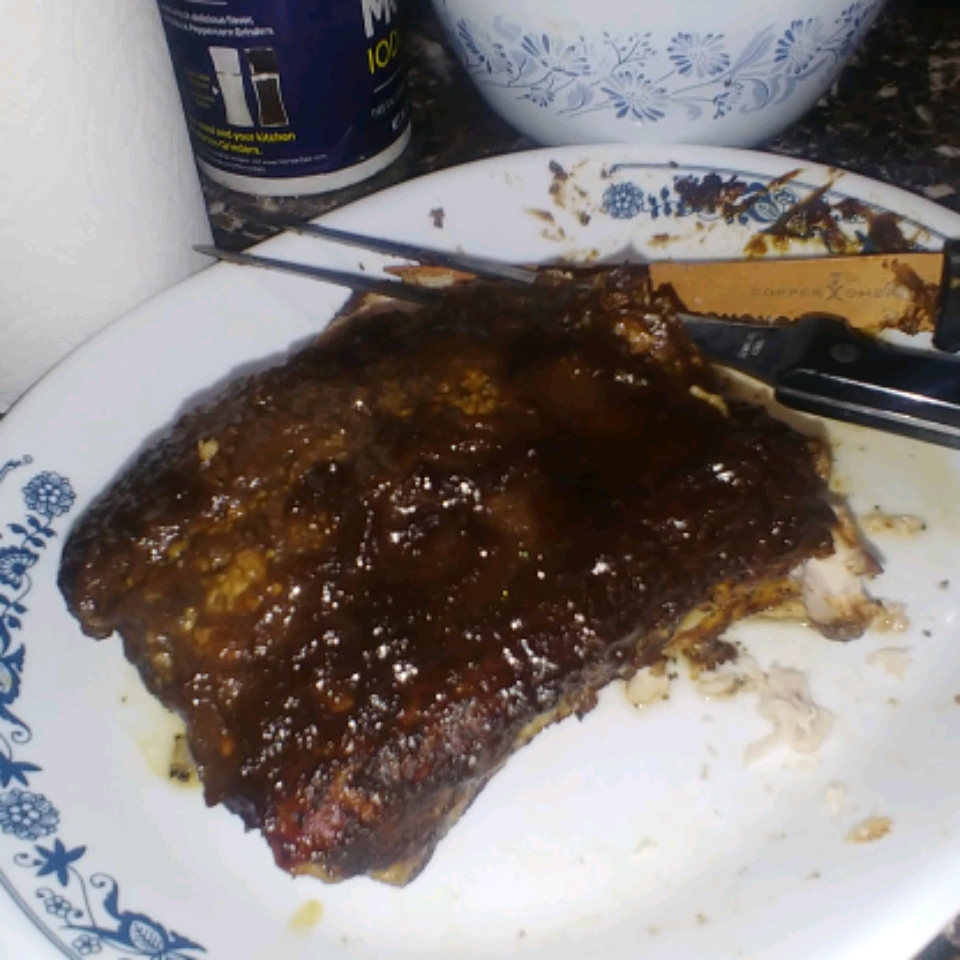Apple Butter Pork Loin