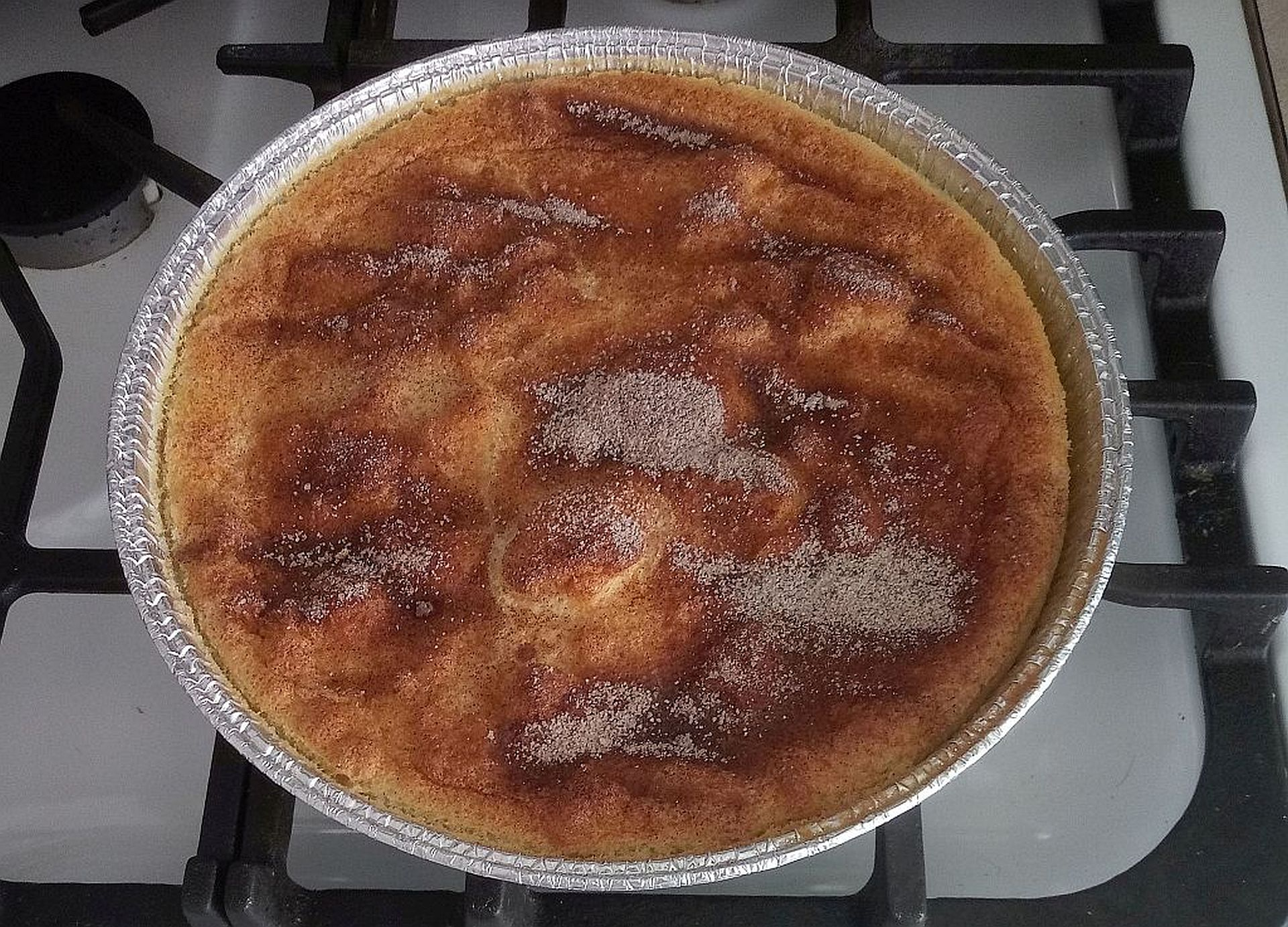 South African Melktert (Milk Tart)