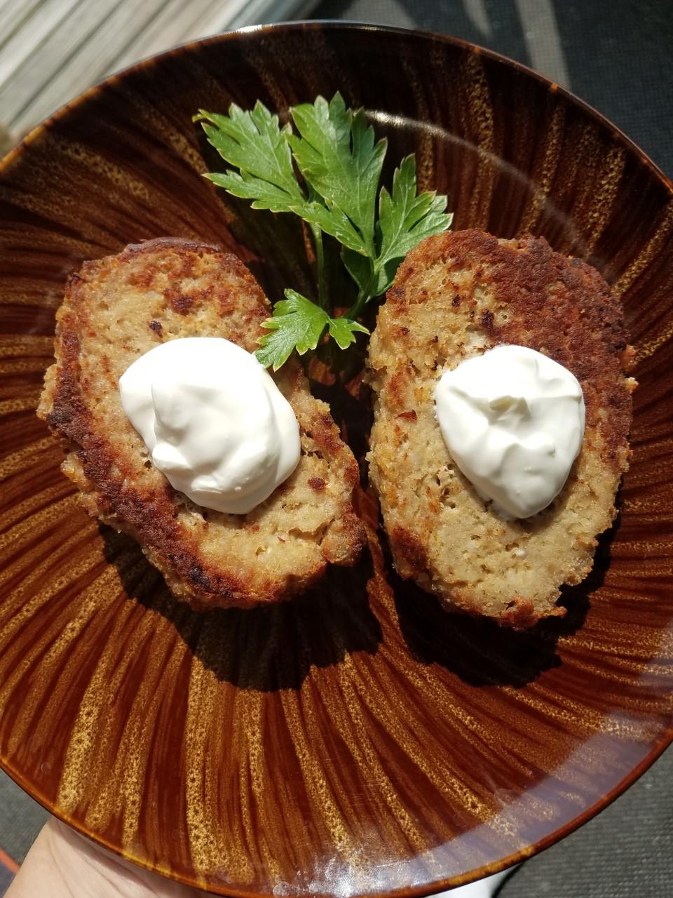 Klupskies (Polish Burgers)