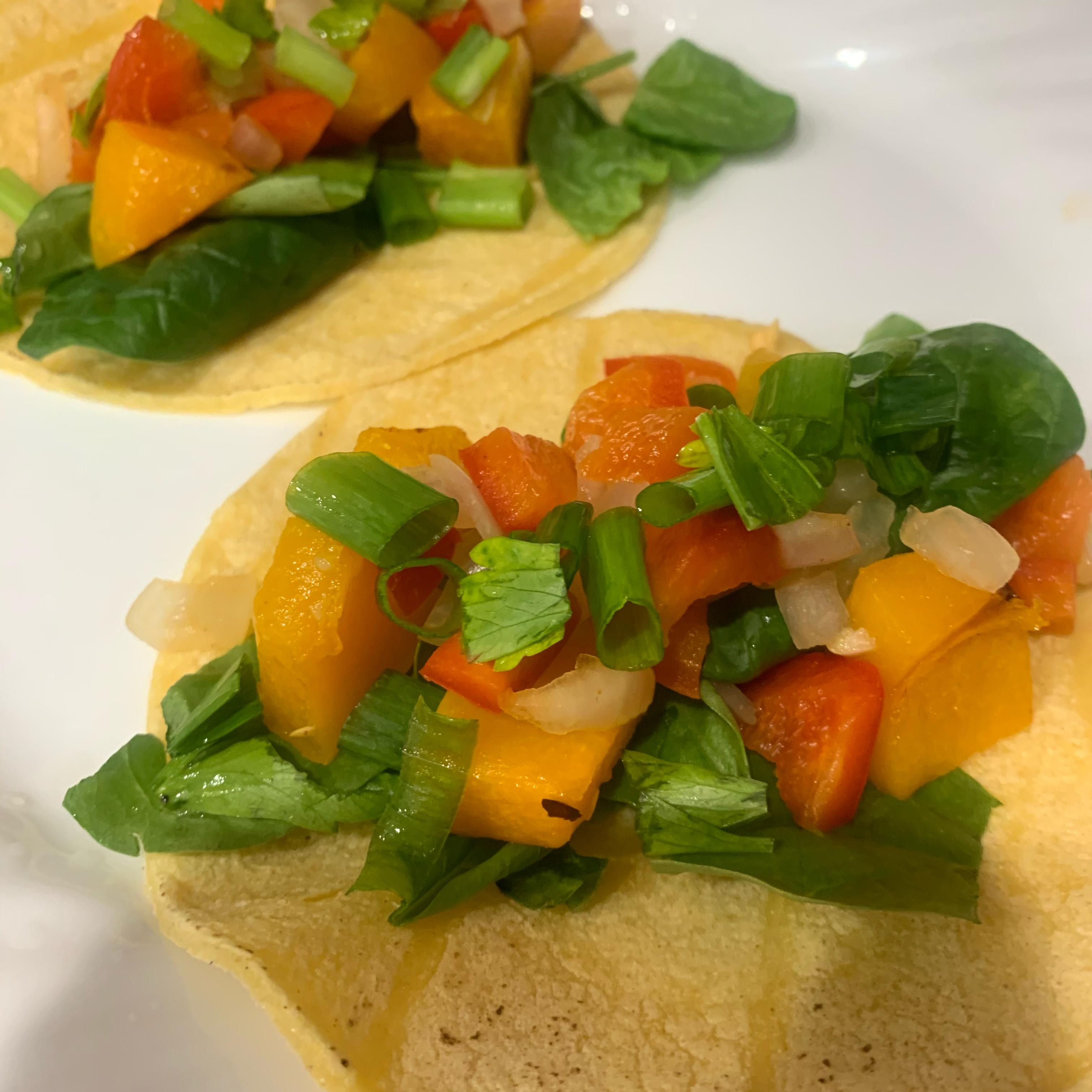 Butternut Squash Tacos gigi