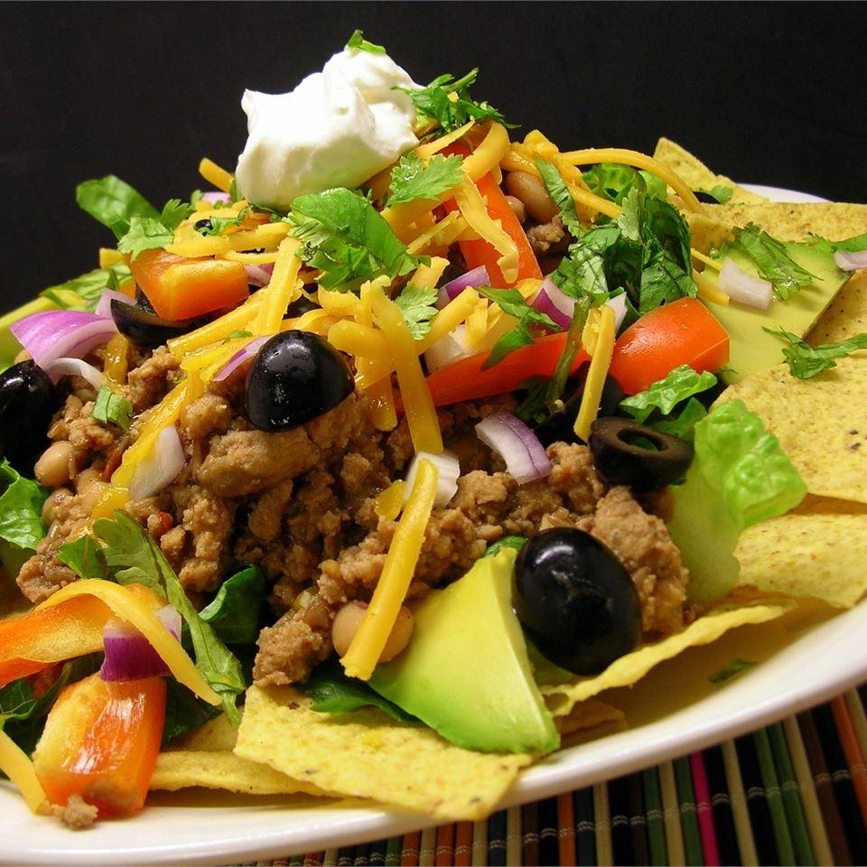Dana's Taco Salad Dana Lawson