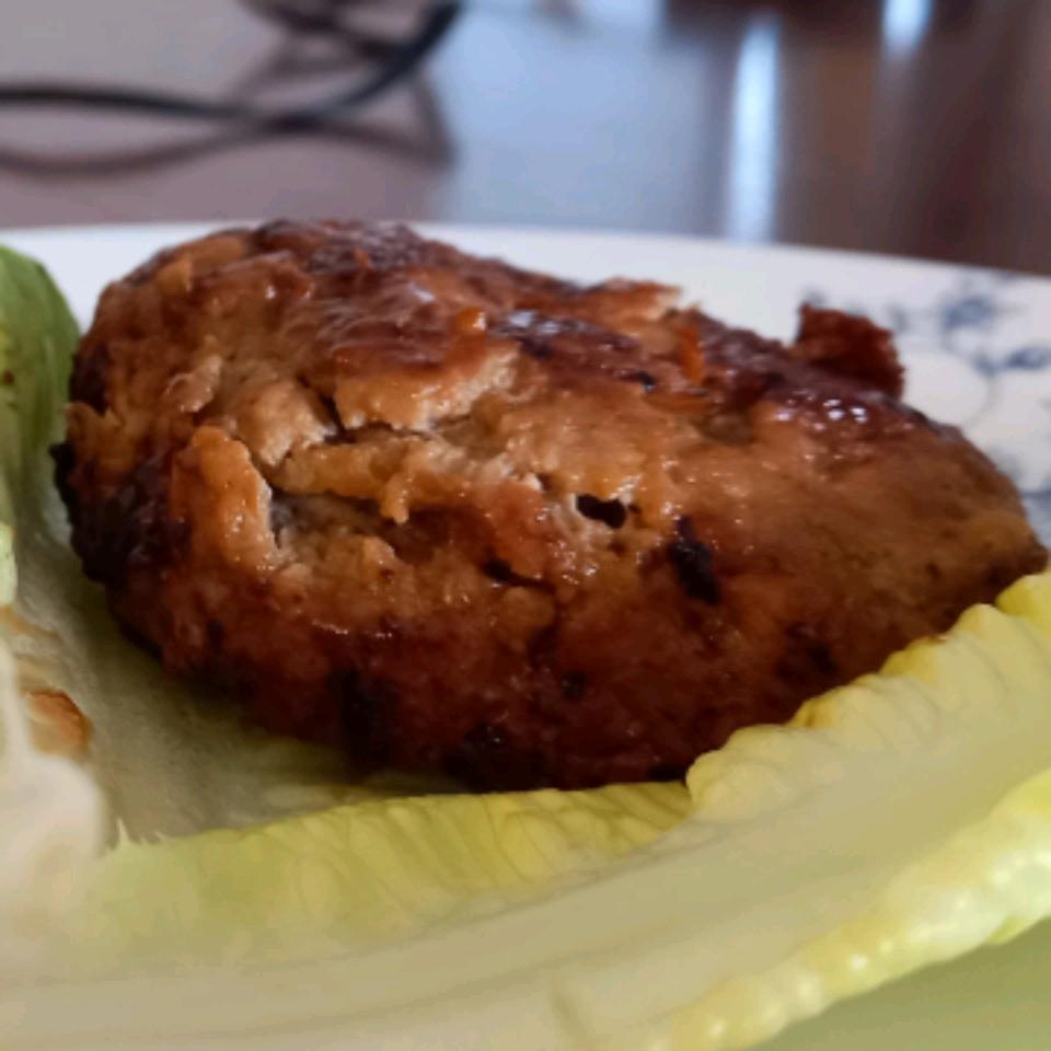 Brittany's Turkey Burgers Diego Gonzalez-Lishman