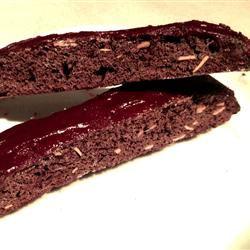 Chocolate Biscotti Mandalea