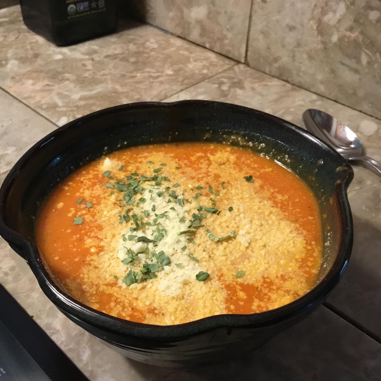 Garden-Fresh Tomato Soup Naren Forsyth Davies