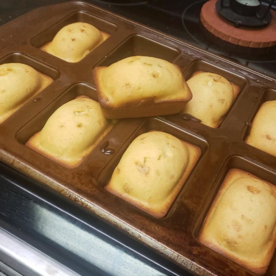 Eggnog Loaf Cake Forrest Terwillegar