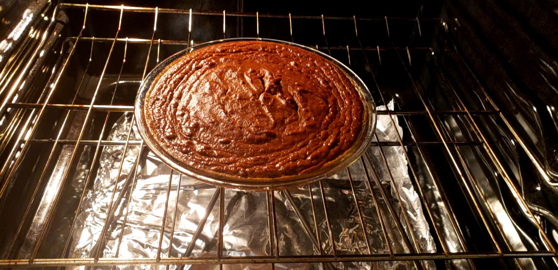 Gluten Free Crustless Pumpkin Pie