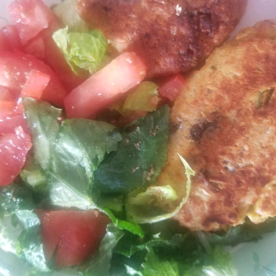 Salmon Patties II
