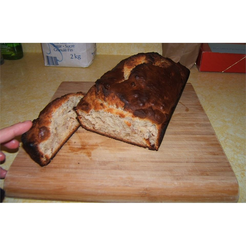 Banana Chai Bread Gwynne Kloch