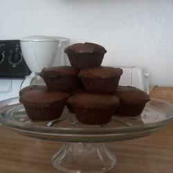 Chocolate Chocolate Chip Nut Muffins special-kei