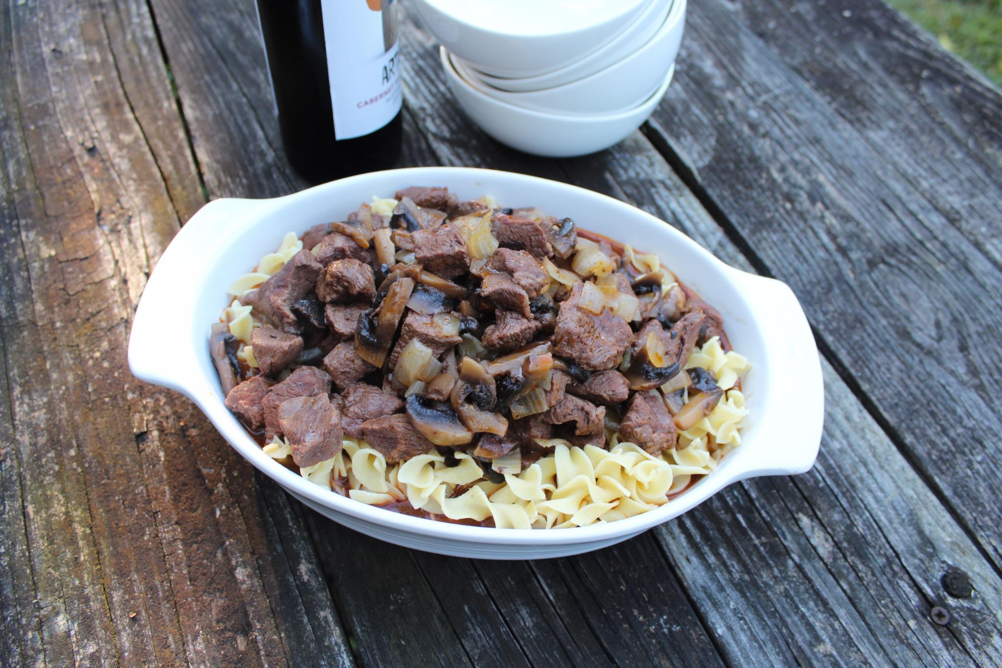 Beef Burgundy III Chef Mo