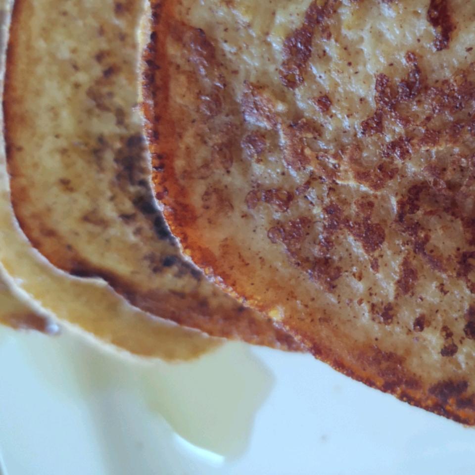 Vegan French Toast Alison