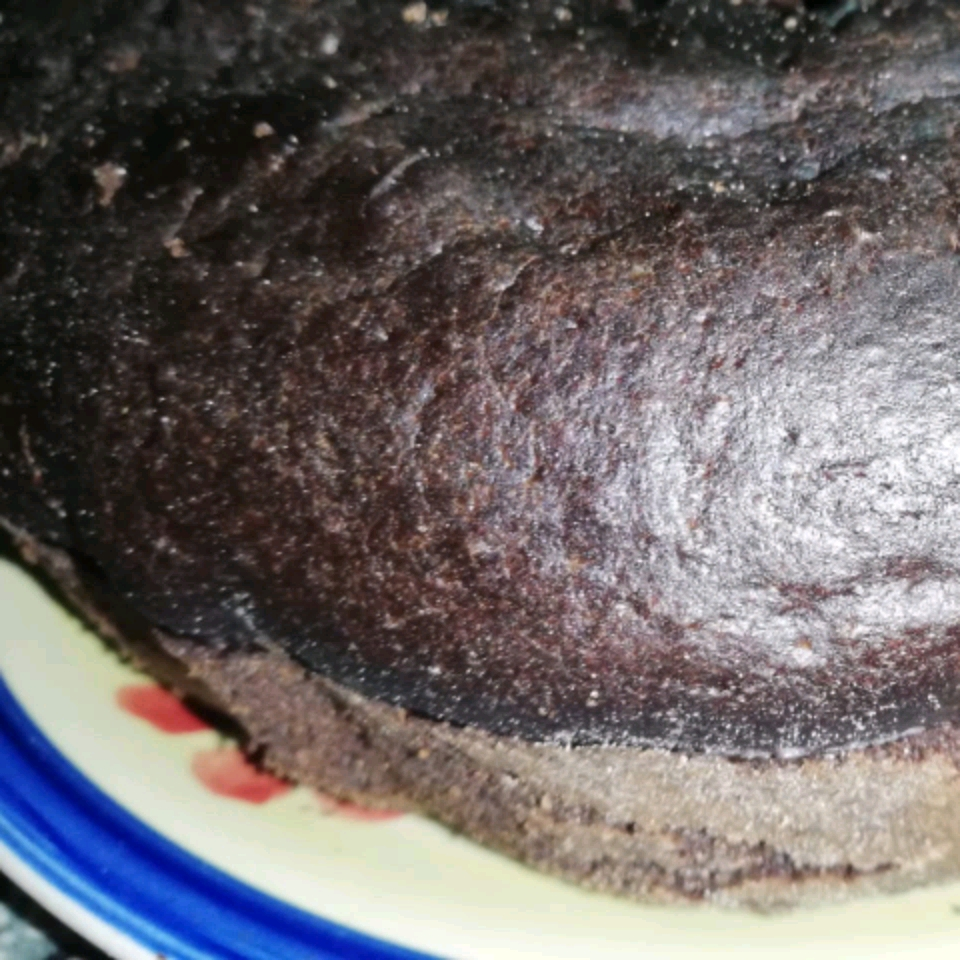 One Bowl Chocolate Cake I