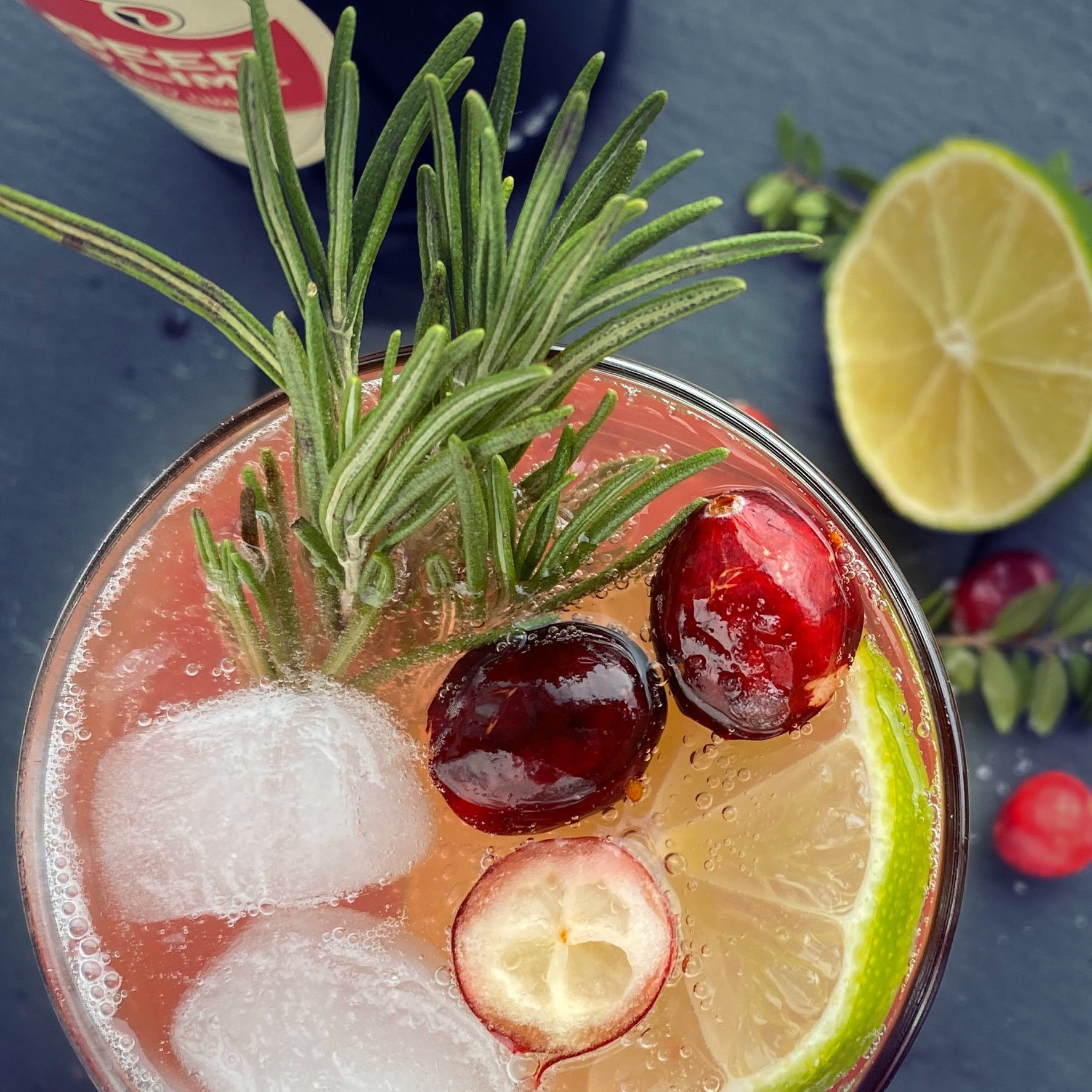 Holiday Mule Mocktail Buckwheat Queen