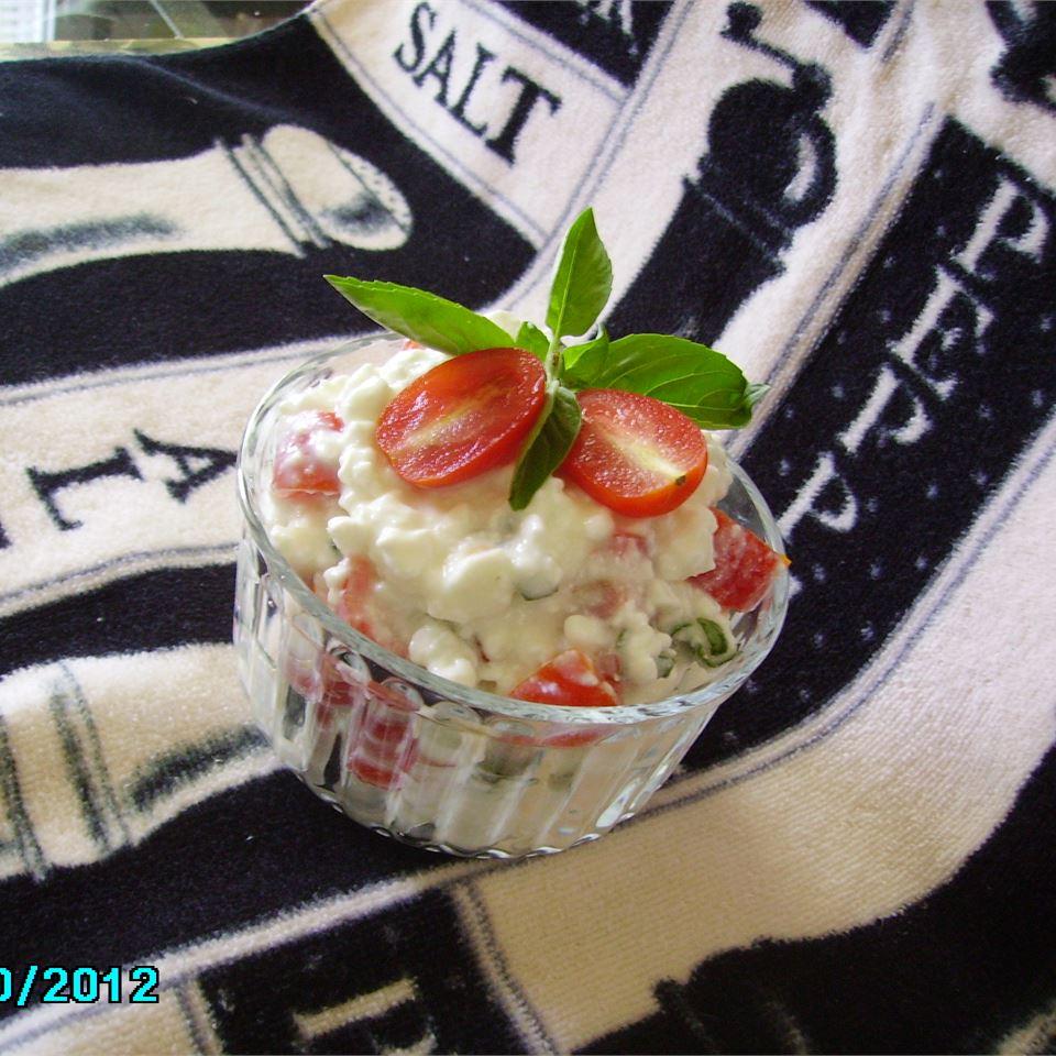 Mock Caprese Salad