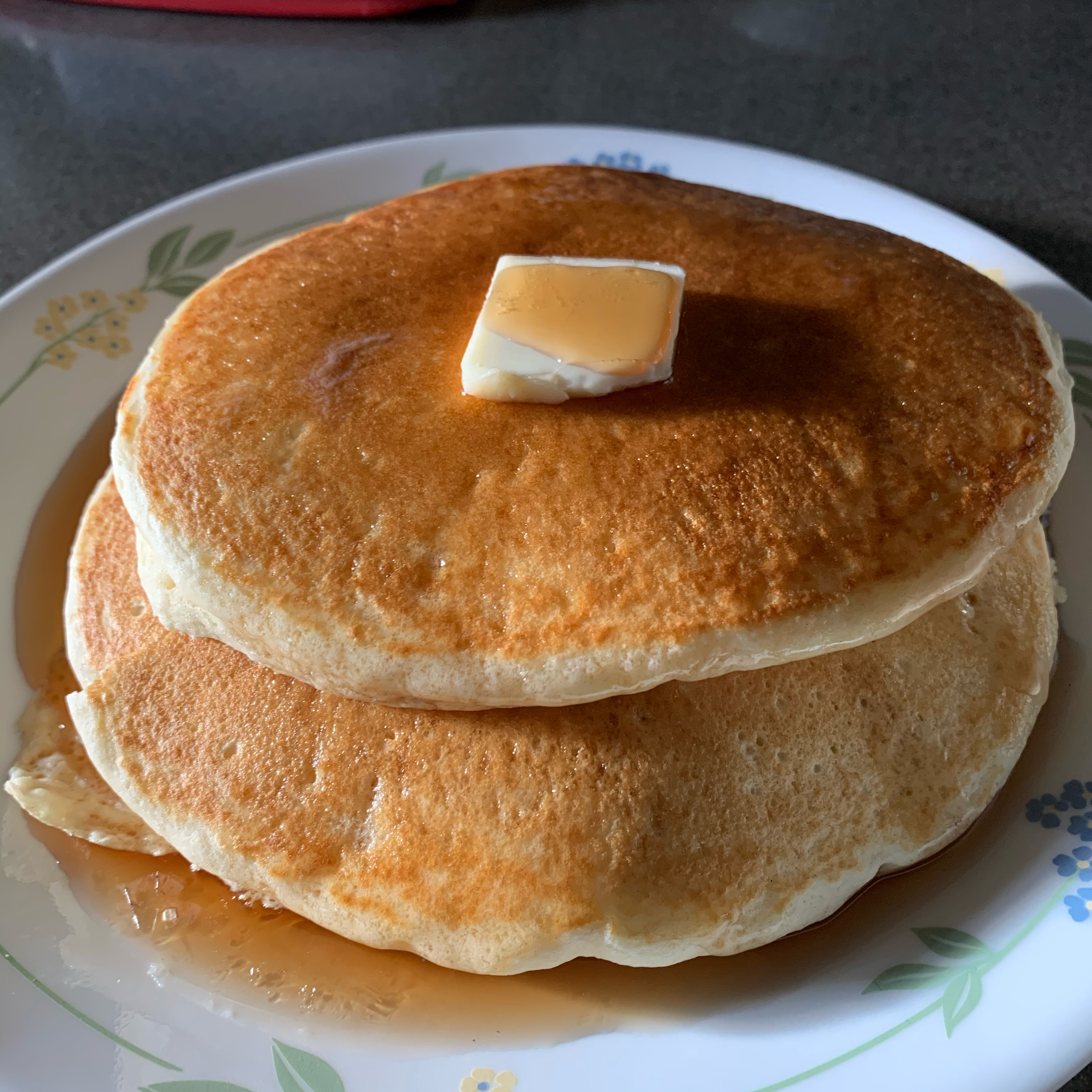 Good Old Fashioned Pancakes Sarah