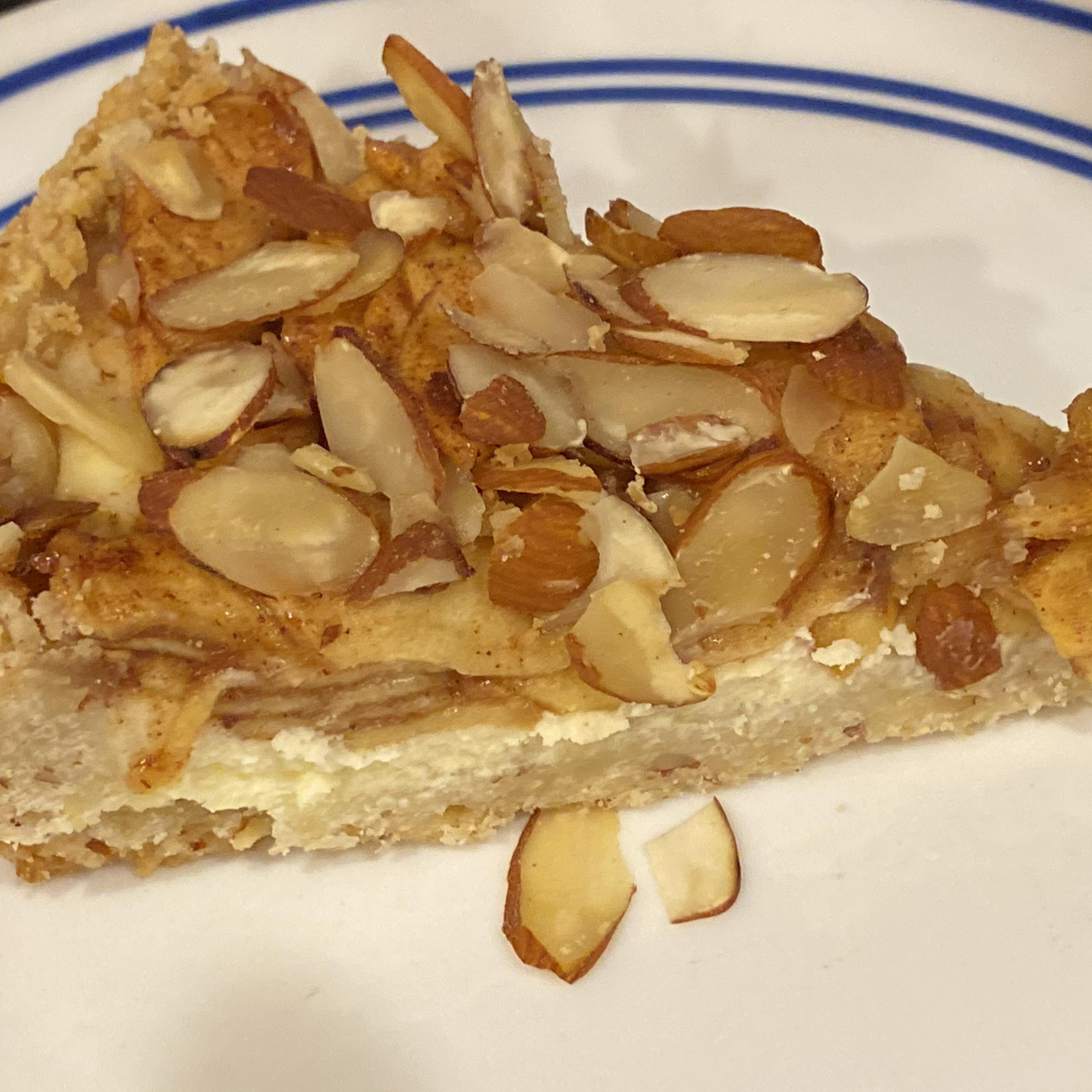 Apple Danish Cheesecake Darlene VanGrunsven Ross