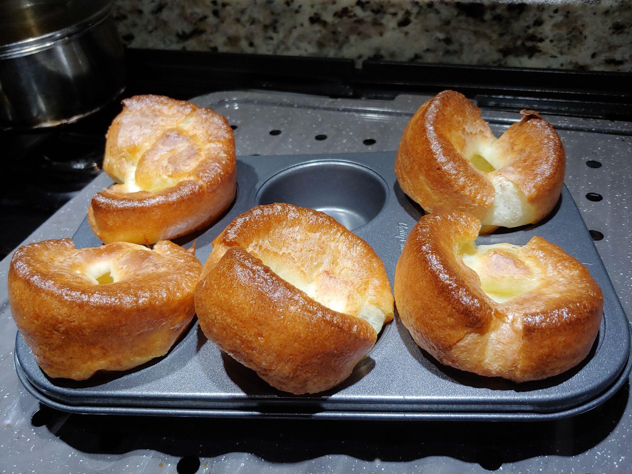 Hi-Rise Easy Yorkshire Pudding Baltis
