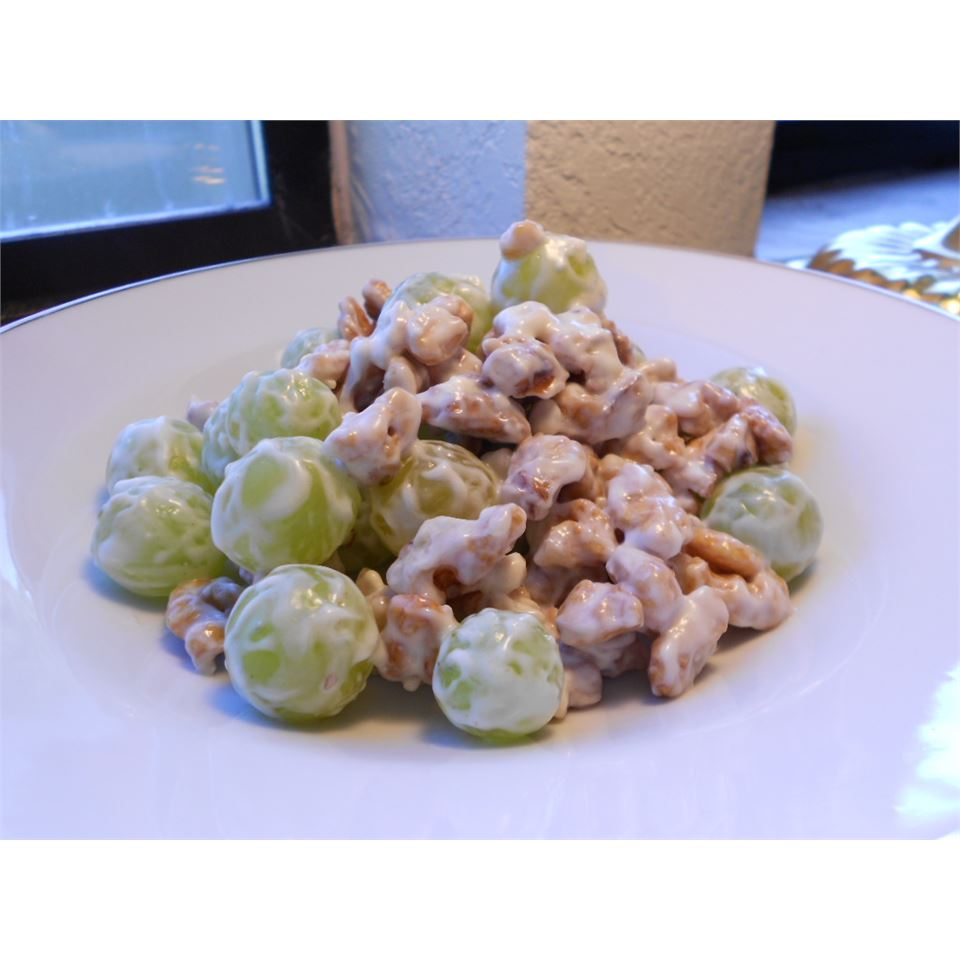 Grape-Walnut Salad Adrienne