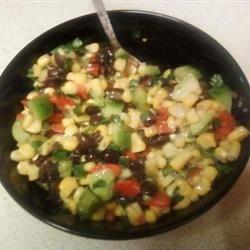 Black Bean Salad amynoacid