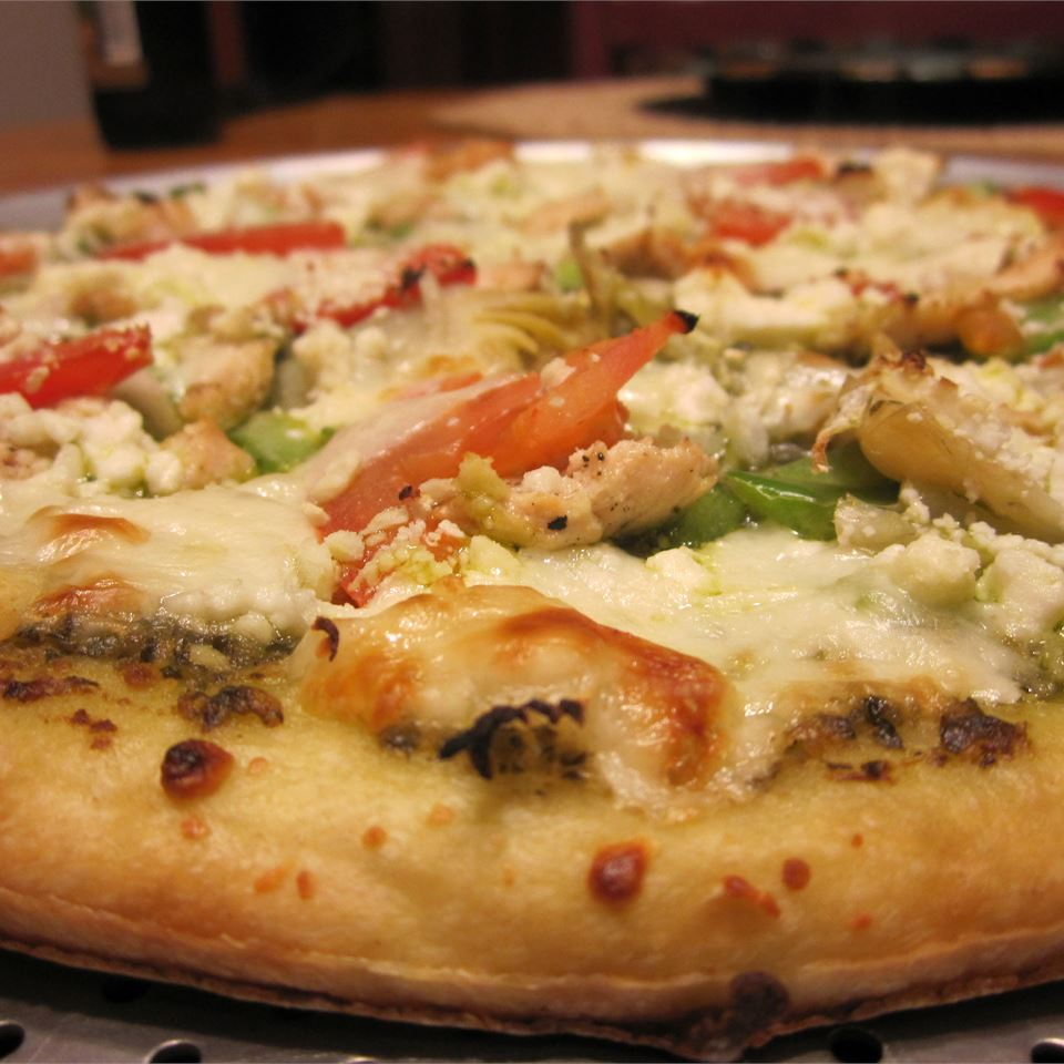 Pesto Pizza Skyfurrow