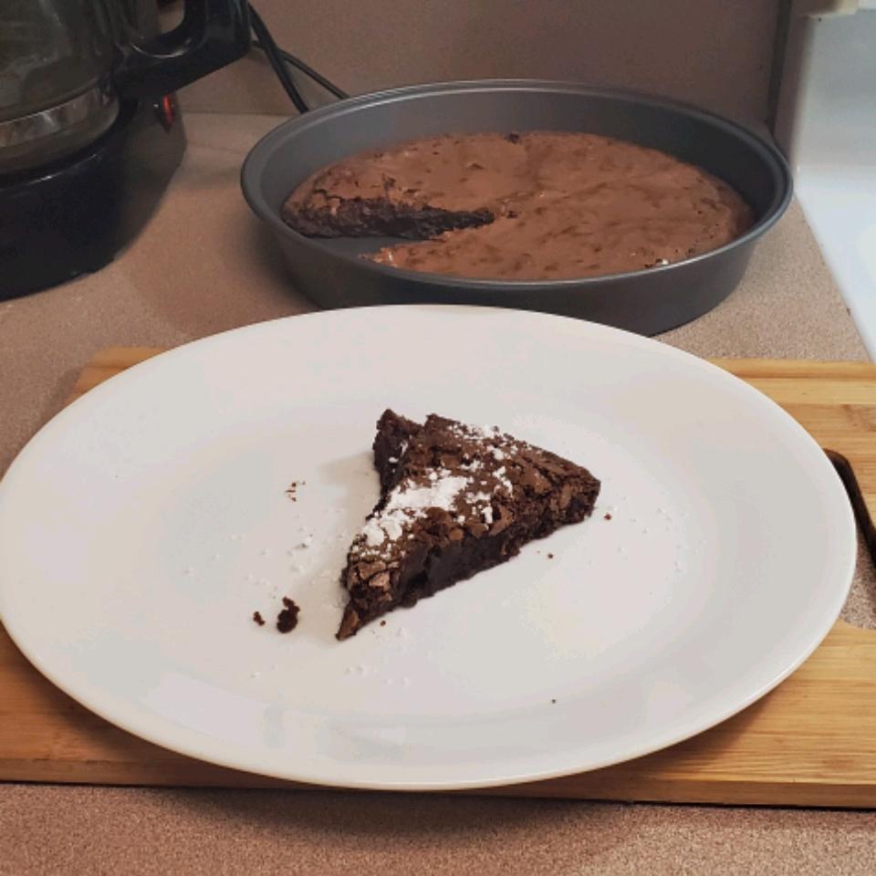Swedish Sticky Chocolate Cake (Kladdkaka) Daniel191