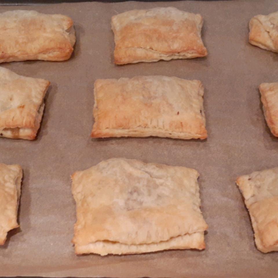 Wild Mushroom Puff Pastry Lenka