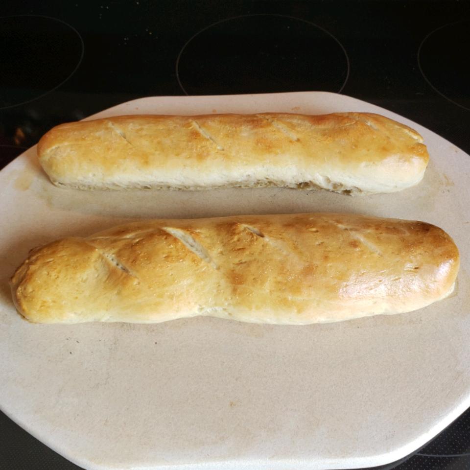 French Baguettes Greg Padavan