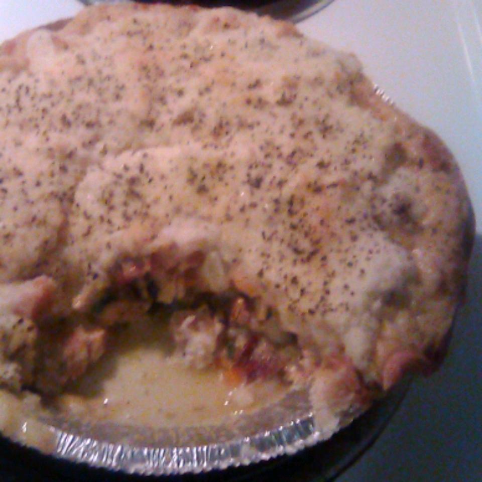 Herbed Chicken Shepherd's Pie Cheeta