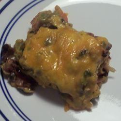 Black Bean Lasagna