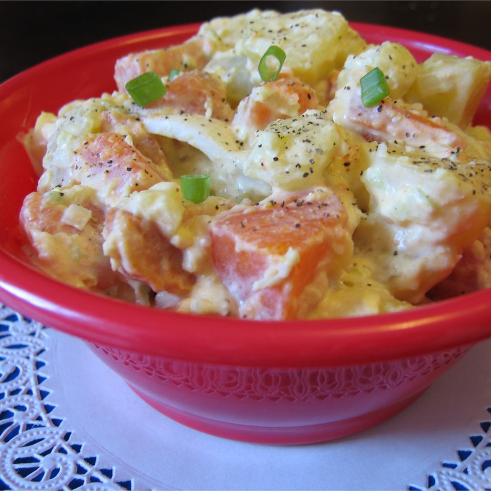 Sweet Potato Potato Salad Recipe Allrecipes