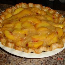 Fresh Peach Pie I Noemi - No way is she a