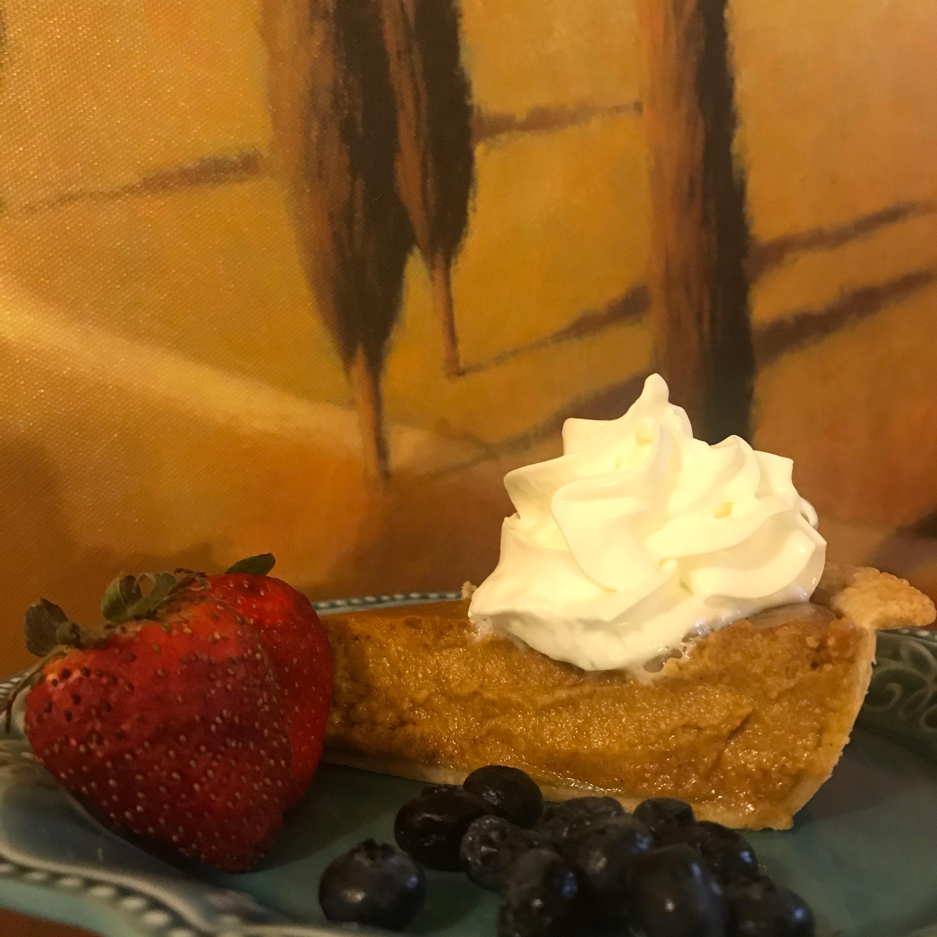 Libby's® Famous Pumpkin Pie BeaMa1