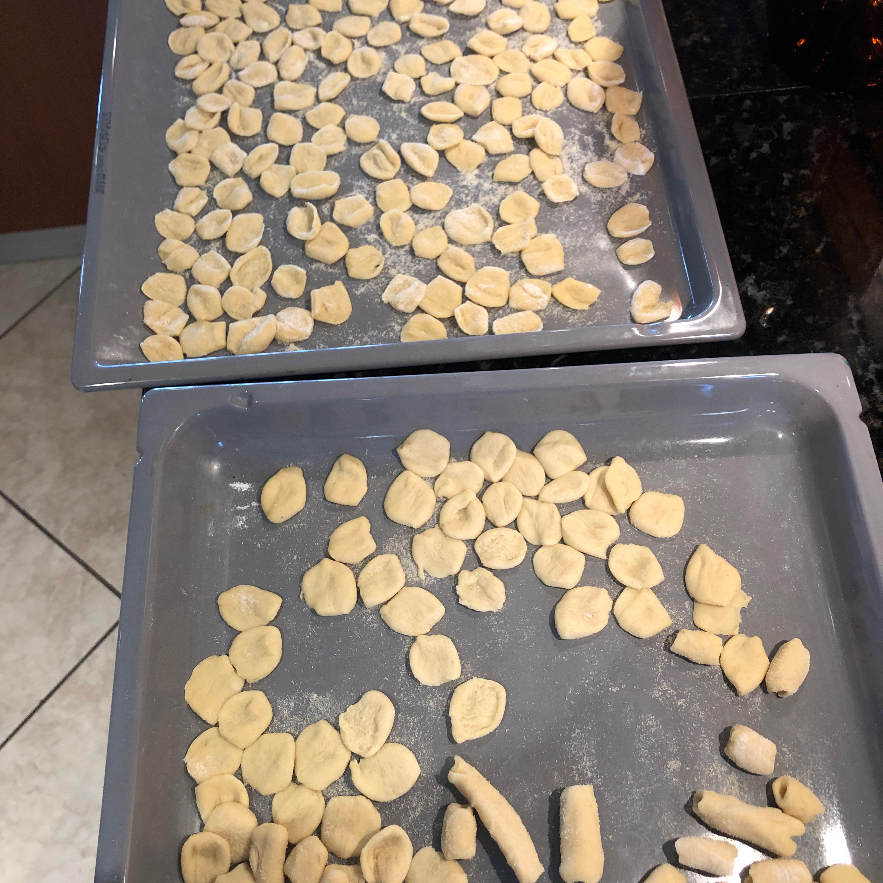 Homemade Orecchiette Pasta Ralph SoCal