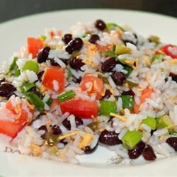Santa Fe Rice Salad Robin Myshrall Ulery