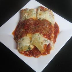Manicotti Alla Romana